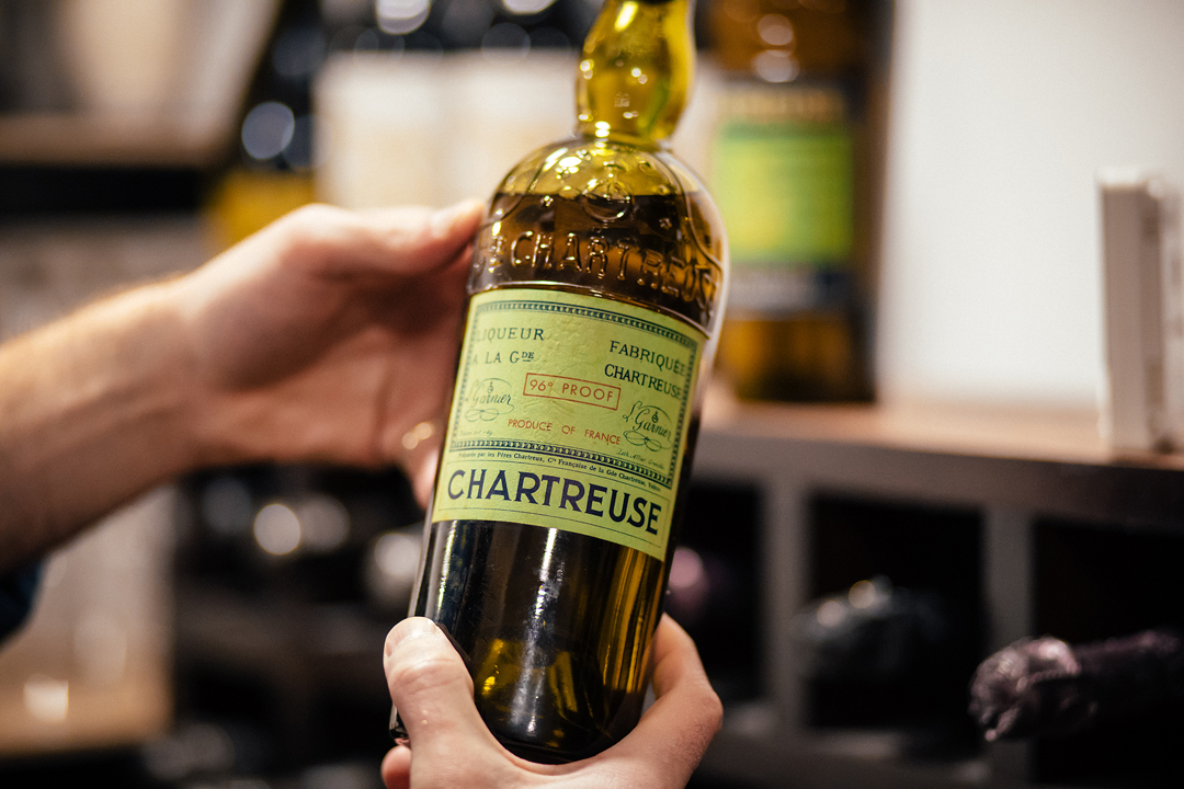 Sell Chartreuse Online
