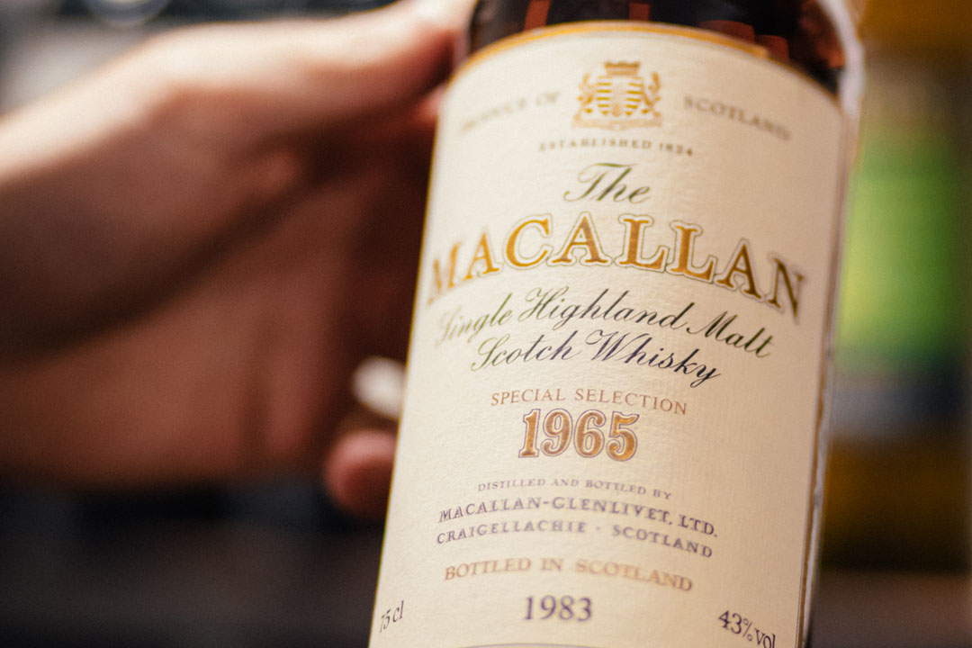 Sell whisky online