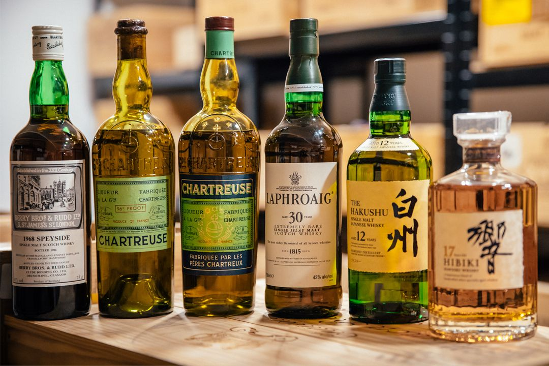 Spirits and Whisky Valuation Online