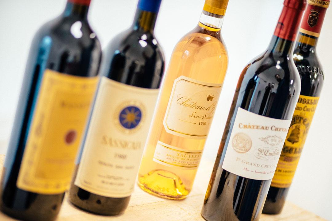 Wine buyers online