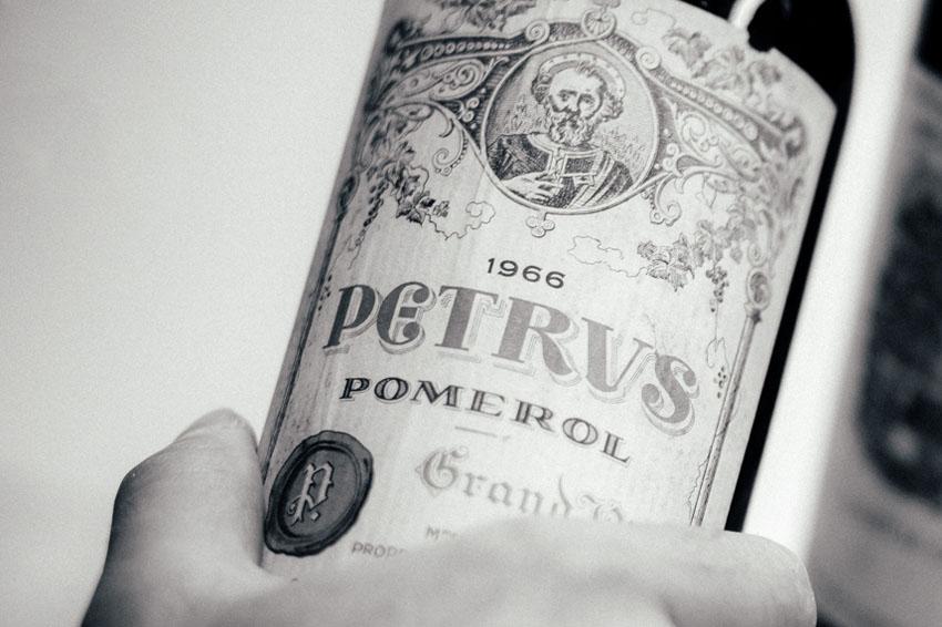 Pétrus Wine
